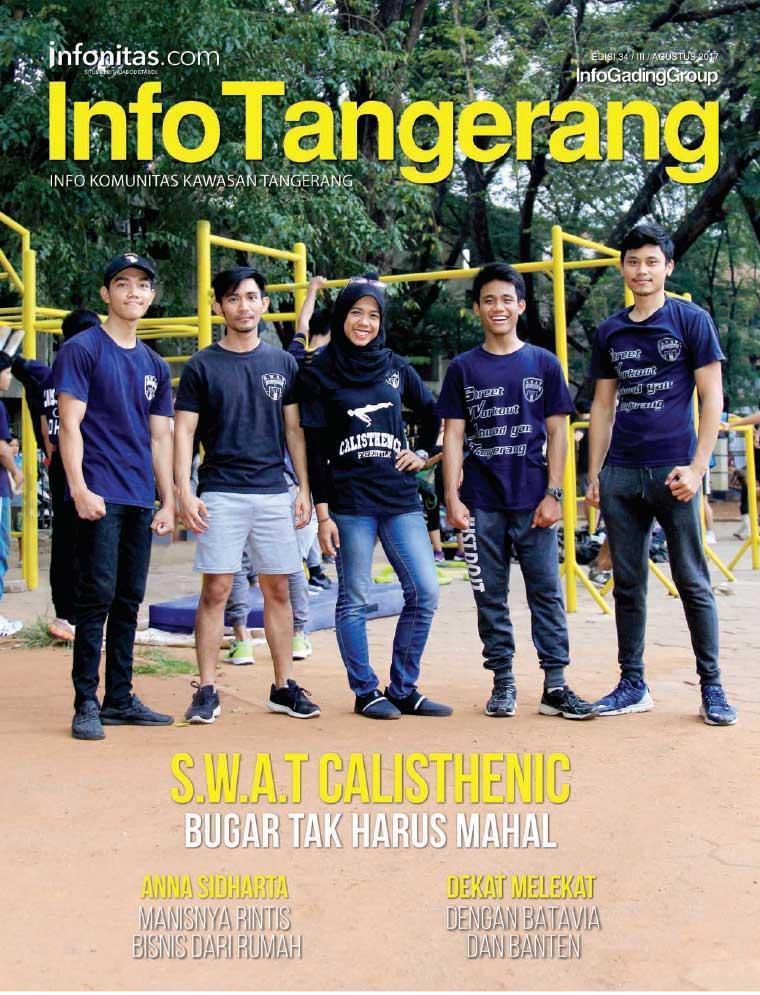 Majalah Digital InfoTangerang Agustus 2017
