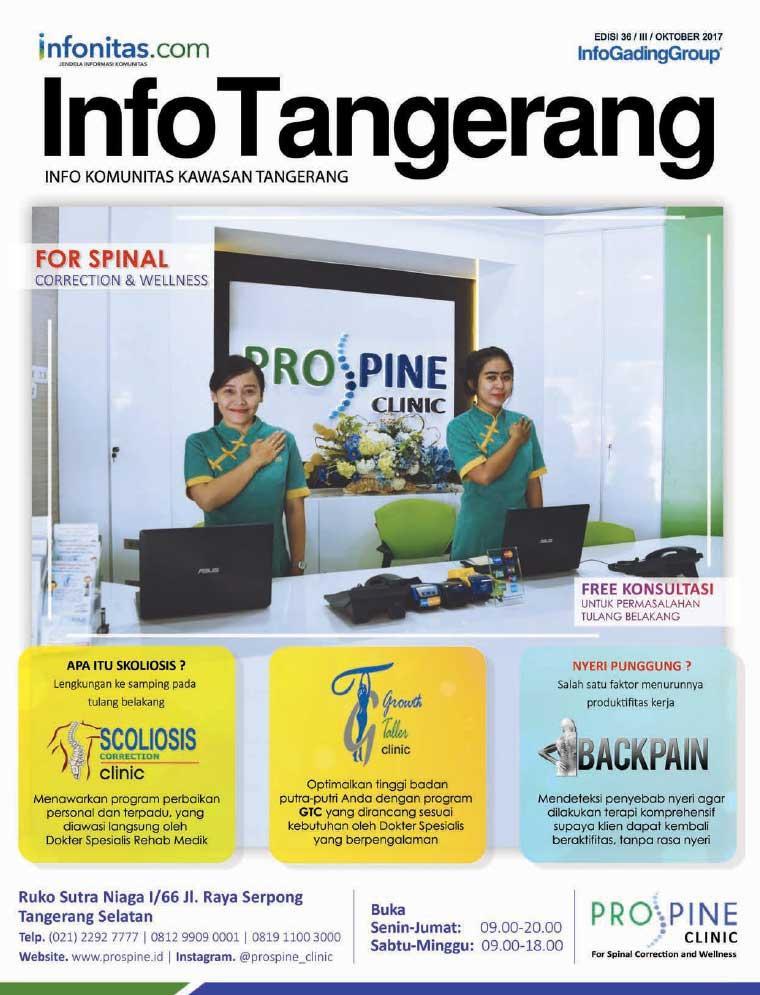 Majalah Digital InfoTangerang Oktober 2017
