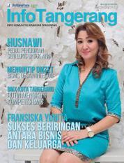 Cover Majalah InfoTangerang Juni 2016