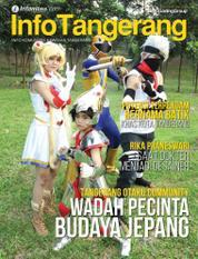 Cover Majalah InfoTangerang Juli 2016