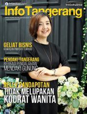 Cover Majalah InfoTangerang Agustus 2016