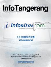 Cover Majalah InfoTangerang Oktober 2016