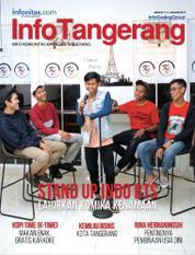Cover Majalah InfoTangerang Januari 2017