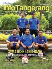 Cover Majalah InfoTangerang Februari 2017
