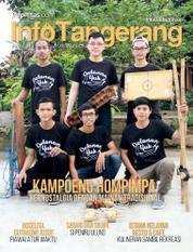 Cover Majalah InfoTangerang Mei 2017
