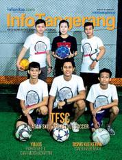 Cover Majalah InfoTangerang Juni 2017