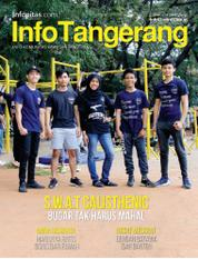 InfoTangerang Magazine Cover August 2017
