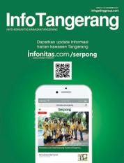 InfoTangerang Magazine Cover November 2017