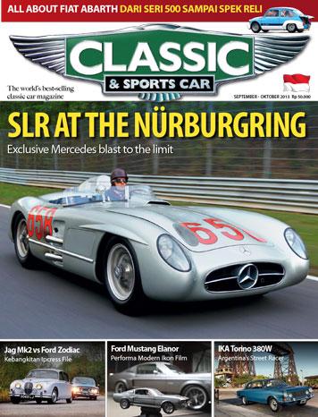Latest CLASSIC SPORTS CAR Magazines Gramedia Digital - Sports cars magazine