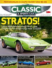 Latest Classic Sports Car Magazines Gramedia Digital