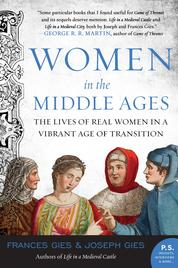 Women in the Middle Ages by Joseph Gies Cover
