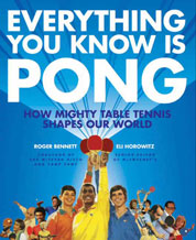 Everything You Know Is Pong by Roger Bennett Cover
