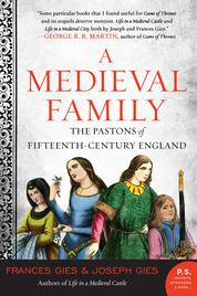 Cover A Medieval Family oleh Frances Gies