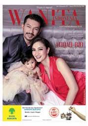 Cover Majalah Wanita Indonesia ED 1454 Desember 2017