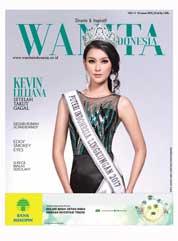 Cover Majalah Wanita Indonesia ED 1455 Januari 2018