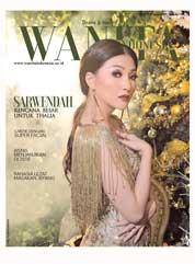 Cover Majalah Wanita Indonesia ED 1456 Januari 2018