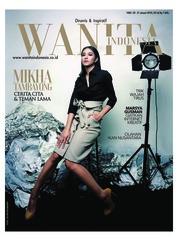Cover Majalah Wanita Indonesia ED 1458 Januari 2018