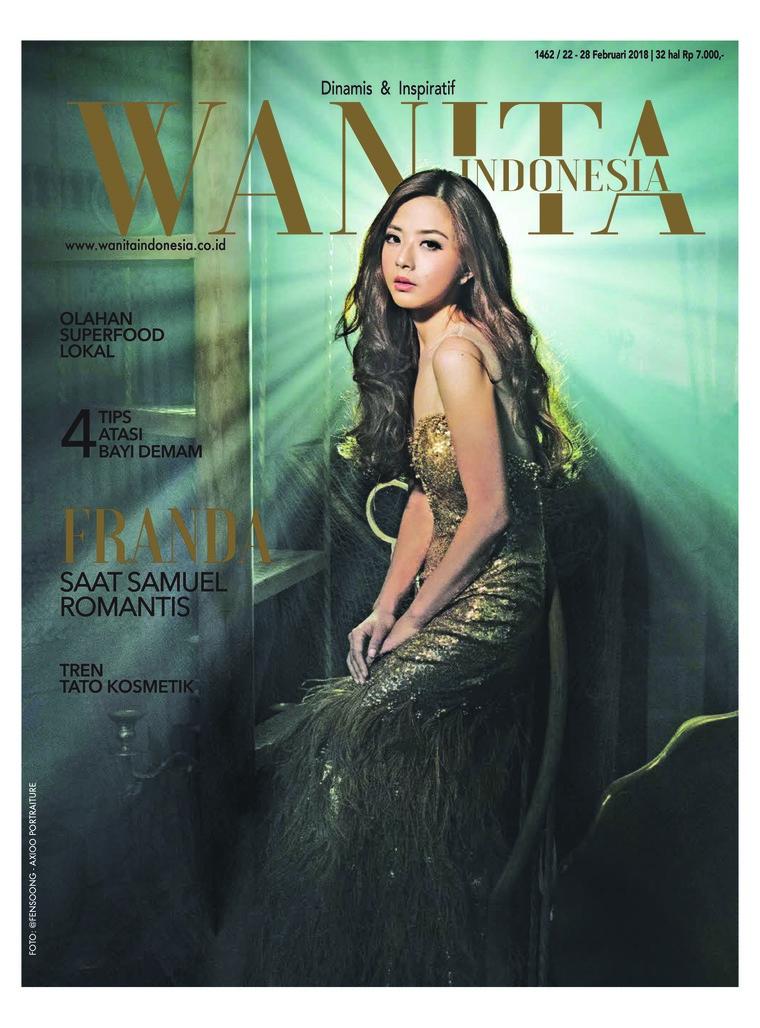 Majalah Digital Wanita Indonesia ED 1462 Februari 2018