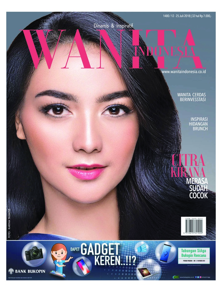 Wanita Indonesia Digital Magazine ED 1480 July 2018