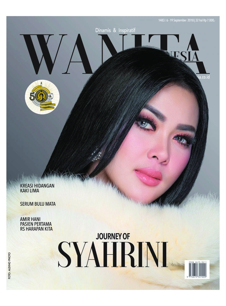 Wanita Indonesia Digital Magazine ED 1484 September 2018