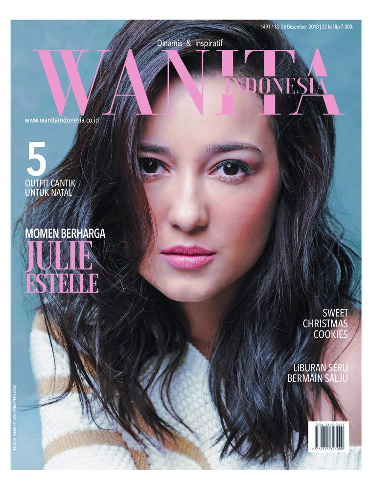 Wanita Indonesia Digital Magazine ED 1491 December 2018