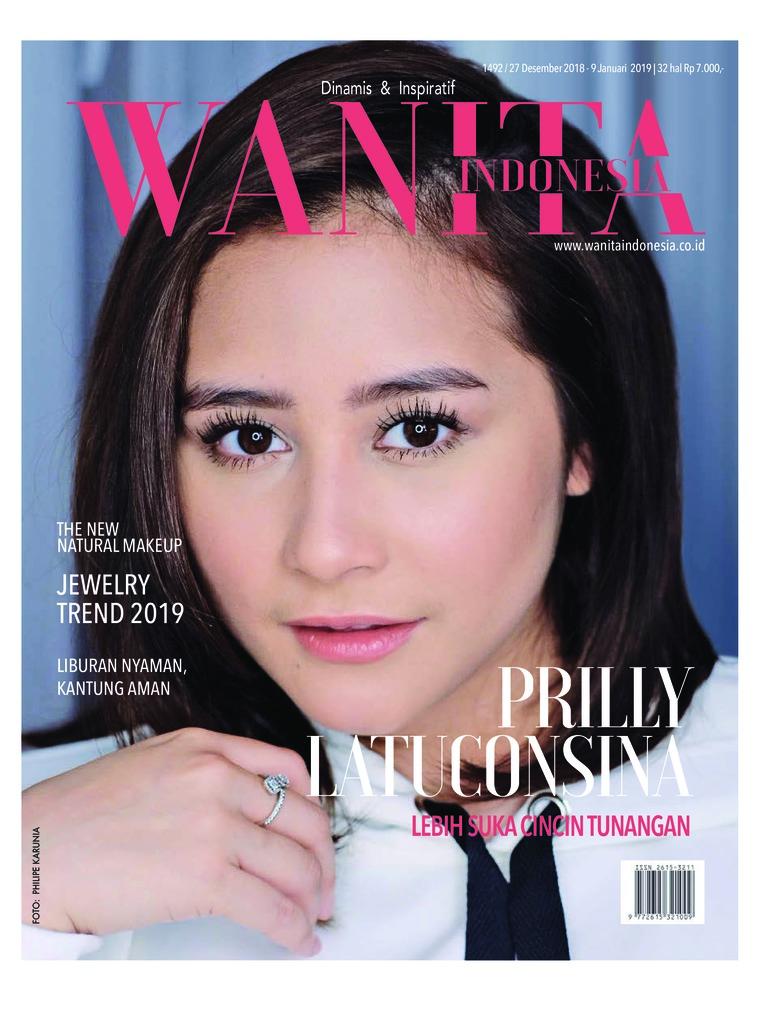 Majalah Digital Wanita Indonesia ED 1492 Desember 2018