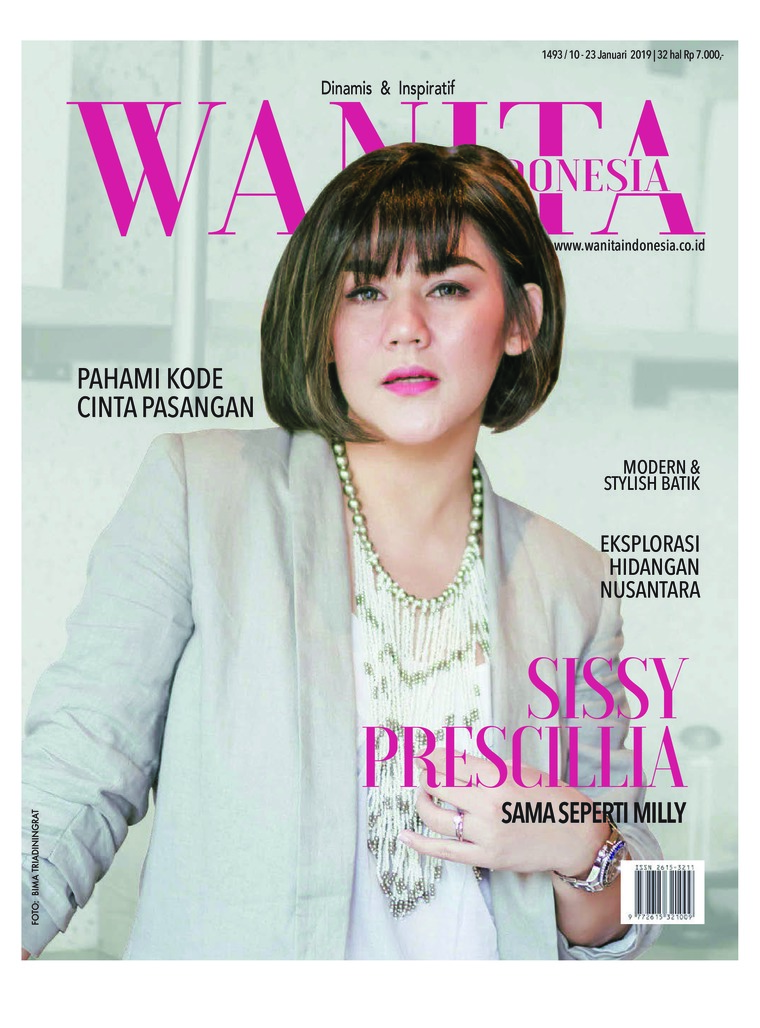 Wanita Indonesia Digital Magazine ED 1493 January 2019