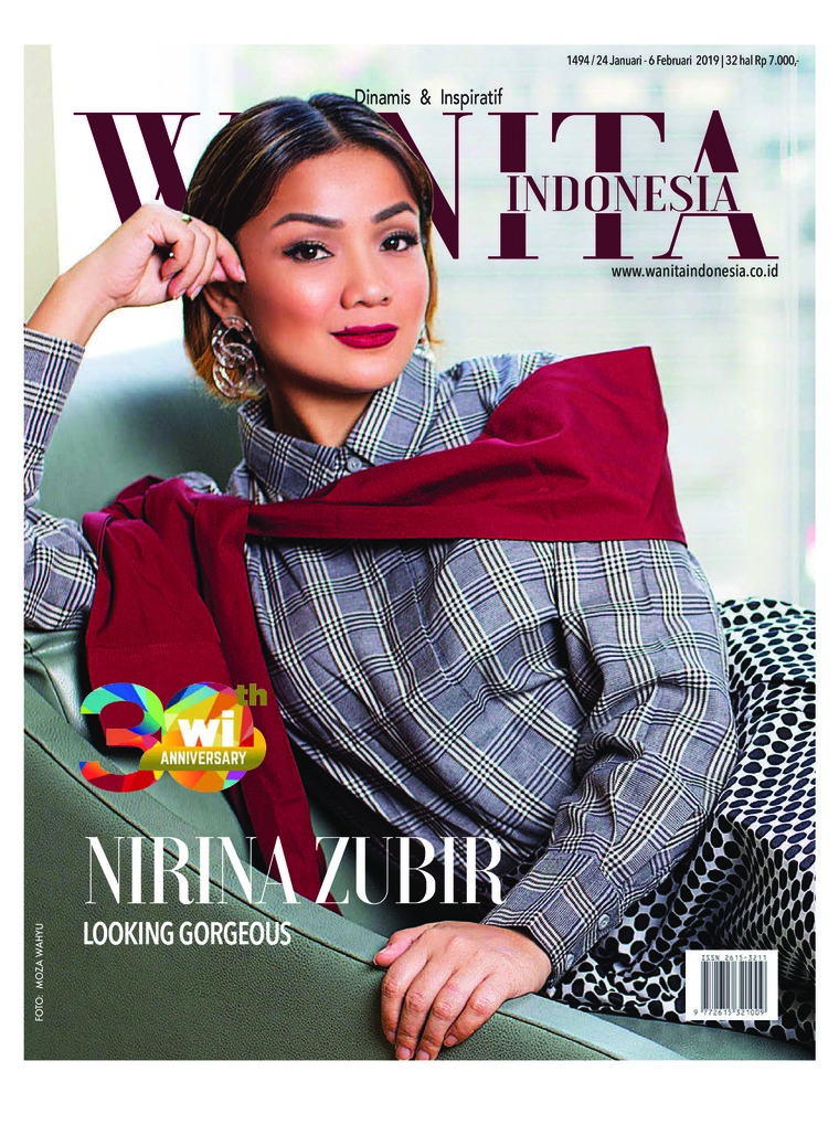 Wanita Indonesia Digital Magazine ED 1494 January 2019