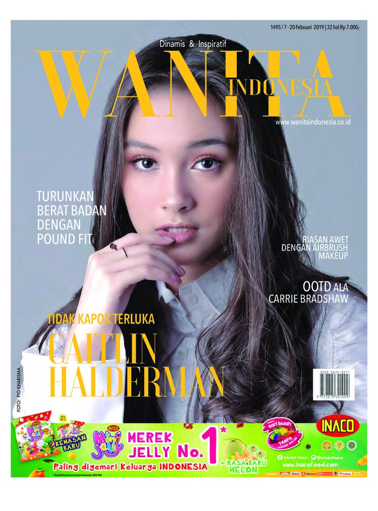 Wanita Indonesia Digital Magazine ED 1495 February 2019