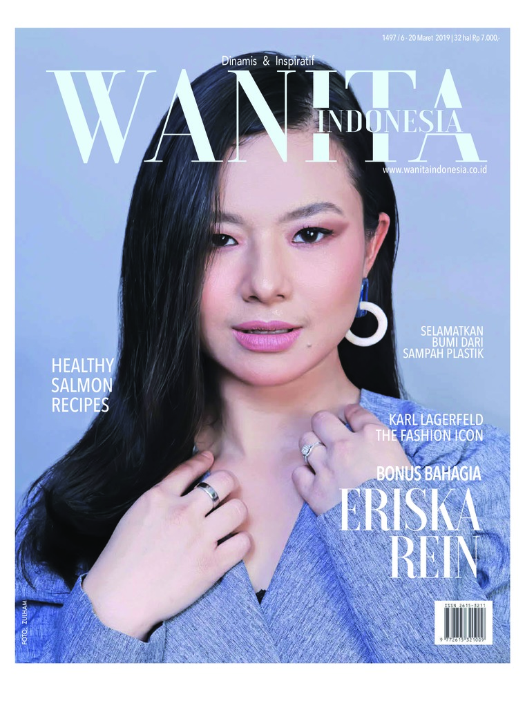 Wanita Indonesia Digital Magazine ED 1497 March 2019