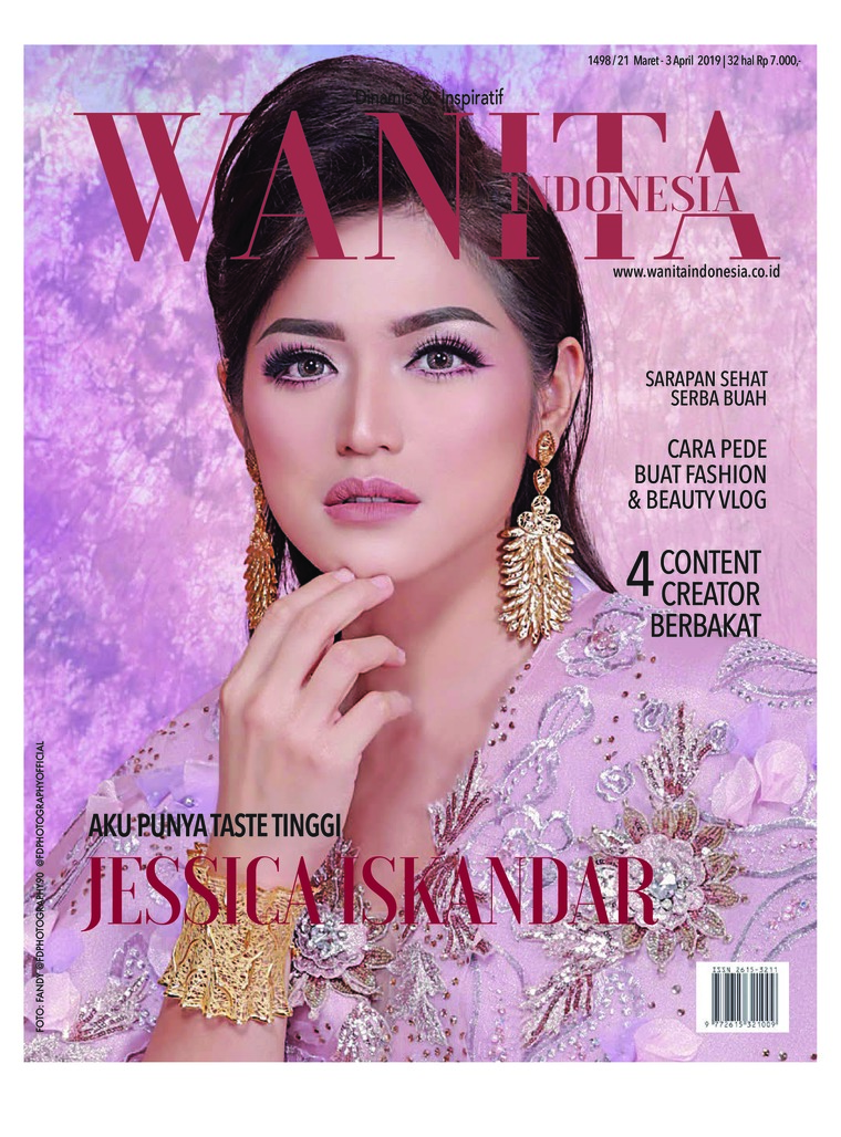Wanita Indonesia Digital Magazine ED 1498 March 2019