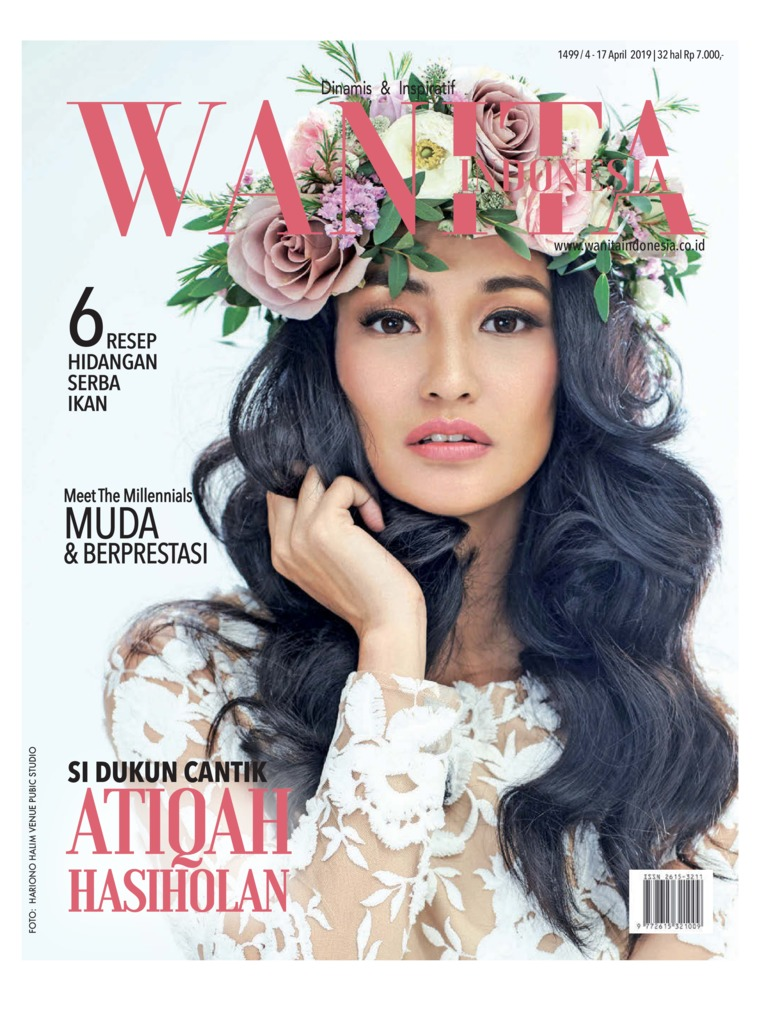 Majalah Digital Wanita Indonesia ED 1499 April 2019