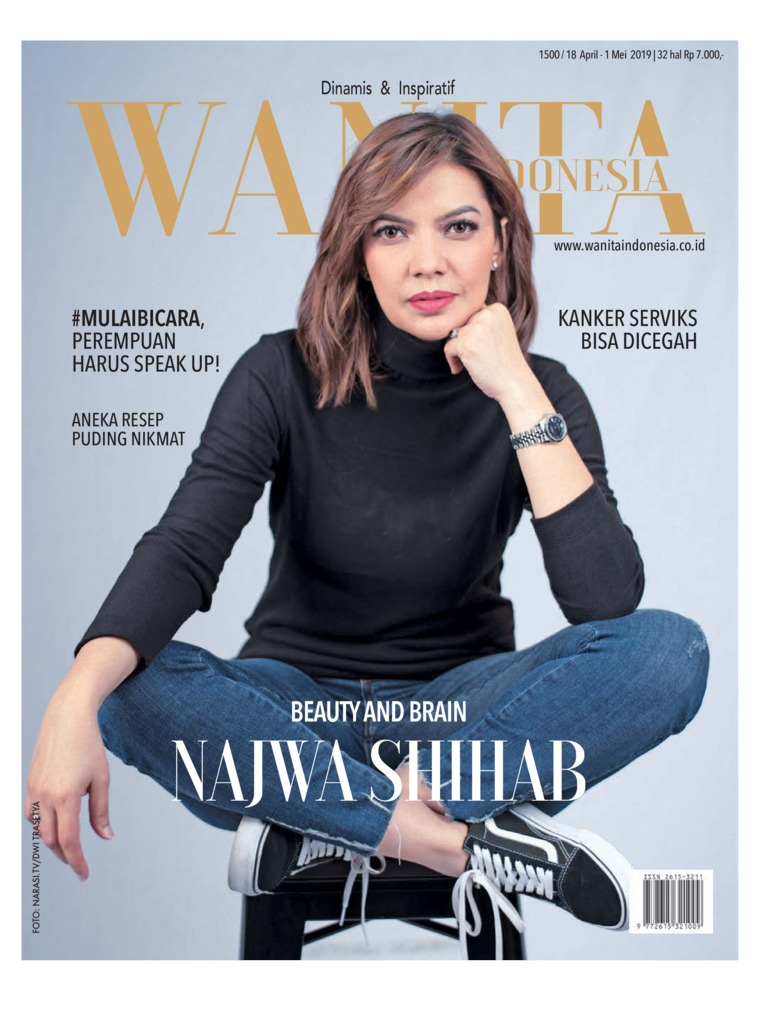 Majalah Digital Wanita Indonesia ED 1500 April 2019