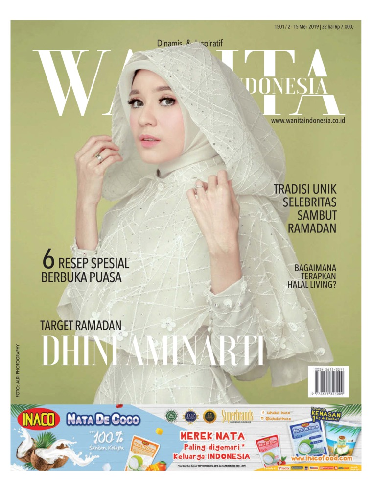 Majalah Digital Wanita Indonesia ED 1501 Mei 2019