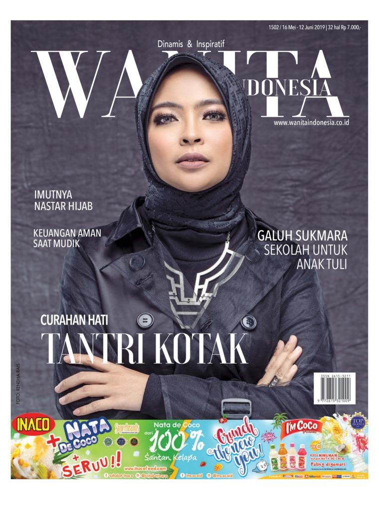 Wanita Indonesia Digital Magazine ED 1502 May 2019