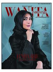 Cover Majalah Wanita Indonesia ED 1459 Februari 2018