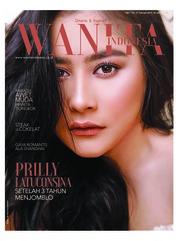 Cover Majalah Wanita Indonesia ED 1461 Februari 2018