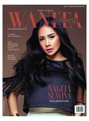 Cover Majalah Wanita Indonesia ED 1465 Maret 2018