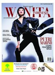 Cover Majalah Wanita Indonesia ED 1468 April 2018