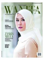 Cover Majalah Wanita Indonesia ED 1475 Mei 2018