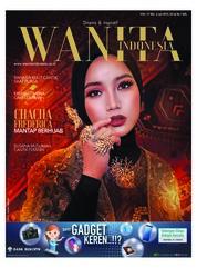 Cover Majalah Wanita Indonesia ED 1476 Mei 2018