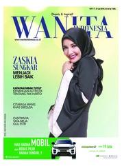 Cover Majalah Wanita Indonesia ED 1477 Juni 2018