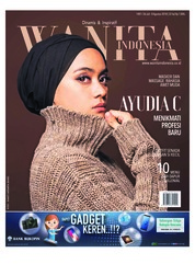Wanita Indonesia Magazine Cover ED 1481 July 2018