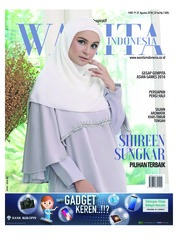 Wanita Indonesia Magazine Cover ED 1482 August 2018