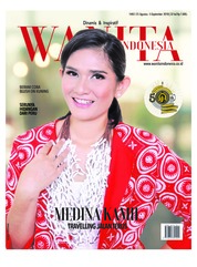 Wanita Indonesia Magazine Cover ED 1483 August 2018