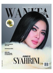 Wanita Indonesia Magazine Cover ED 1484 September 2018