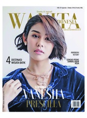 Wanita Indonesia Magazine Cover ED 1485 September 2018