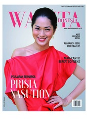 Wanita Indonesia Magazine Cover ED 1489 November 2018