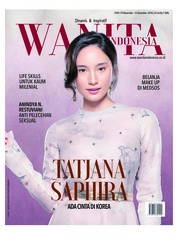 Wanita Indonesia Magazine Cover ED 1490 November 2018