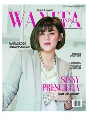 Wanita Indonesia Magazine Cover ED 1493 January 2019